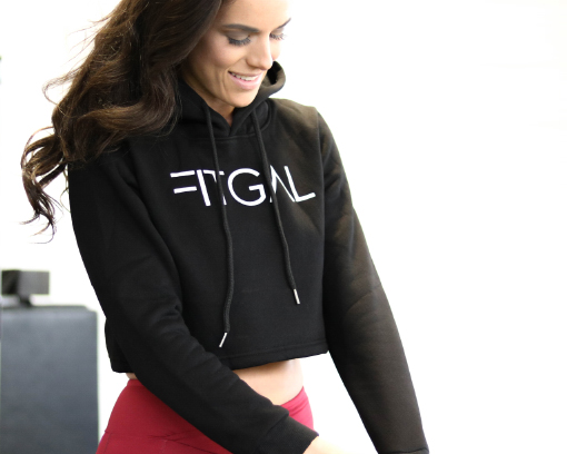 workout hoody